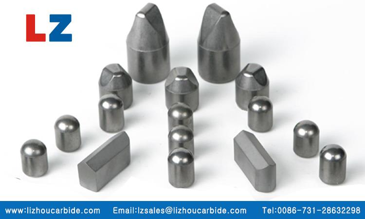 Tungsten Carbide Button for Mining Tools
